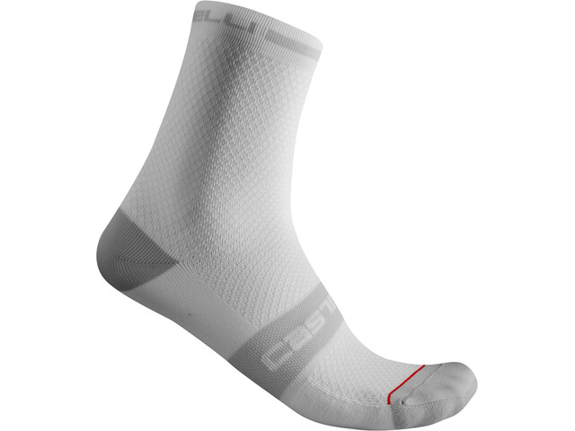 Castelli SuperLeggera T 12 Socks, white
